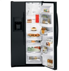 GE Profile ENERGY STAR® 24.6 Cu. Ft. Side-By-Side Refrigerator with Dispenser