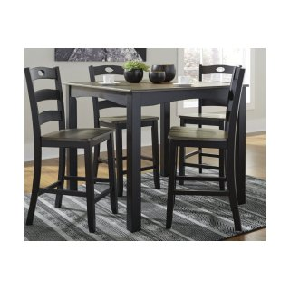 Froshburg 5 Piece Dining Set