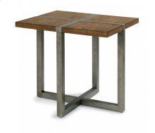 Red Hot Buy! Trestle End Table