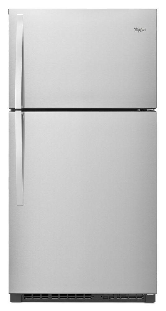 Whirlpool refrigerator ice maker hook up