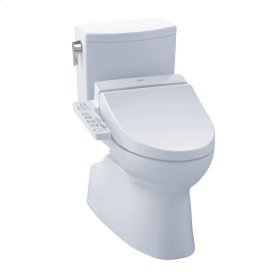 Vespin® II 1G WASHLET®+ C100 Two-Piece Toilet - 1.0 GPF - Cotton