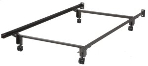 CraftLock 133R Twin Bed Frame with Rollers