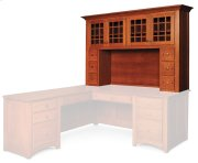 Royal Mission Desk Hutch Top Product Image
