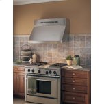 "Best Centro - 36"" Stainless Steel Pro-Style Range Hood with internal/external blower options"