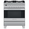 """Fisher & Paykel Dual Fuel Range 30"""", Self-Cleaning"""