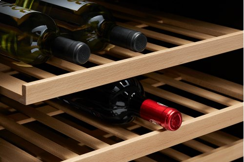 """Heritage 24"""" Wine Cellar - Dual Zone with Left Door Hinge"""