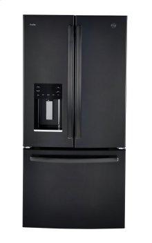 ENERGY STAR® 17.5 CU. FT. COUNTER DEPTH FRENCH-DOOR ICE & WATER REFRIGERATOR