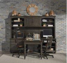 Modular Desk Oxford Peppercorn