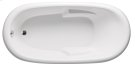 Tub Only/Soaker Oval with Airbath Product Image