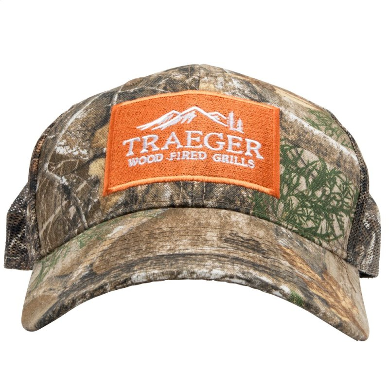 cd7d059416480 APP250 in by Traeger Grills in Sterling, IL - Realtree Adjustable Hat