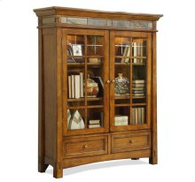 Craftsman Home Door Bookcase