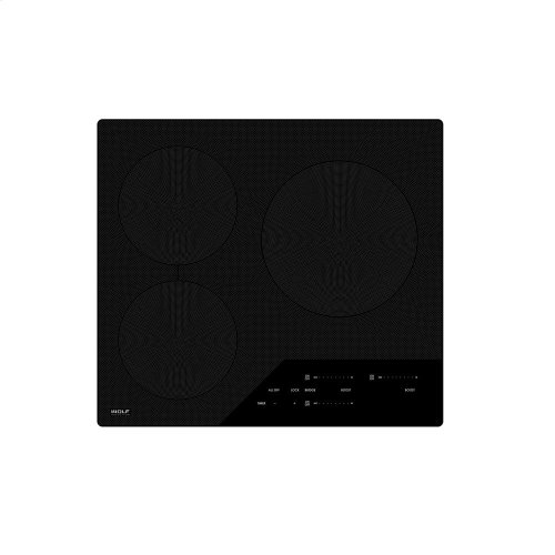 "24"" Contemporary Induction Cooktop"