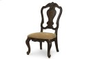 La Bella Vita Splat Back Side Chair Product Image