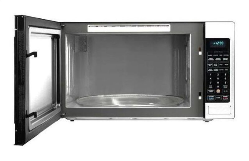 Counter Height Microwave Cart : ... Branford, CT - 2.0 cu. ft. Countertop Microwave Oven with EasyClean