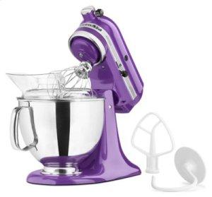 Artisan® Series 5 Quart Tilt-Head Stand Mixer - Grape