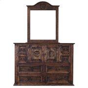 Medio Mansion Dresser W/Star Product Image