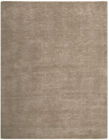 Christopher Guy Mohair Collection Cgm01 Taupe Rectangle Rug 8' X 10'