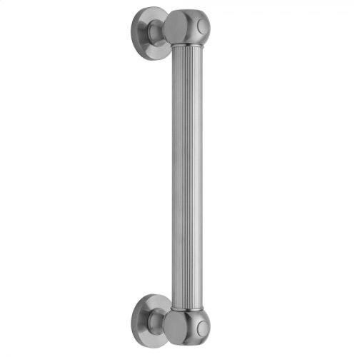 "Satin Brass - 32"" G71 Straight Grab Bar"