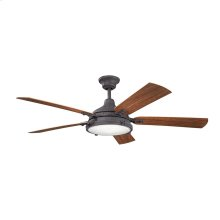 "Hatteras Bay Patio Collection Hatteras Bay Patio 60"" Ceiling Fan - DBK DBK"