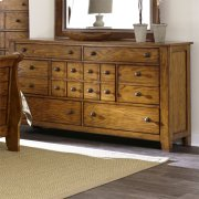 7 Drawer Dresser Product Image