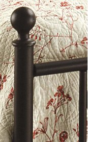 Milwaukee Duo King Headboard - Must Order 2 Panels for A Complete Set