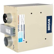 Advanced Series High Efficiency Energy Recovery Ventilator, 129 CFM at 0.4 in. w.g.