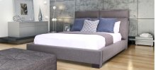 Milan Queen bed / Narrow Base No dust
