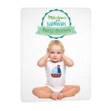 Baby Milestones Sign.