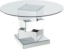 """Haven Dining Table - 50""""RD x 30""""H"""