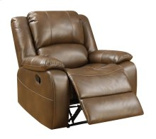 Emerald Home Carston Recliner Brown U7057-04-05