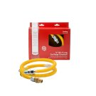 Smart Choice 4' Long 5/8'' Safety+PLUS® ProCoat Gas Connector Product Image
