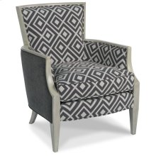 Living Room Nadia Exposed Wood Chair