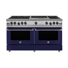 "60"" RNB SERIES RANGE WITH A GRIDDLE & CHARBROILER"