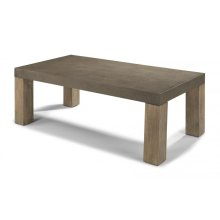 Keystone Rectangular Coffee Table
