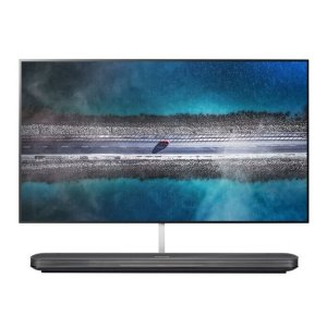 "LG AppliancesLG SIGNATURE OLED TV W9 - 4K HDR Smart TV w/ AI ThinQ® - 65"" Class (64.5"" Diag)"