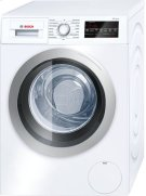 500 Series Washer - 208/240V, Cap. 2.2 cu.ft., 15 Cyc.,1,400 RPM, 52 dBA Silv./Door, AquaShield®, ENERGY STAR Product Image