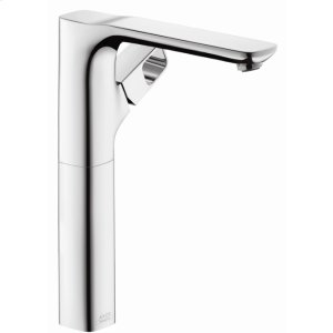 Chrome HG Basin mixer Urquiola chrome Product Image