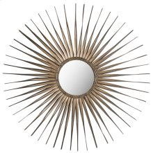 Shanira Mirror - Gold