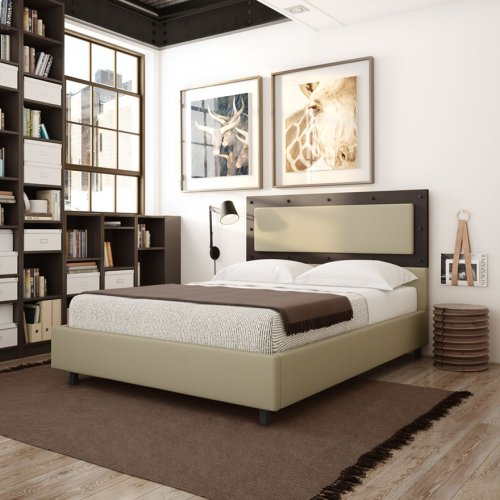 Wippley Upholstered Bed - Queen