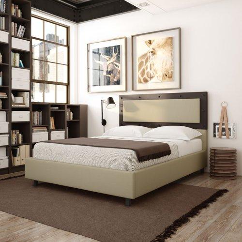 Wippley Upholstered Bed - Full