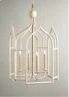 Seville Lantern-wht Product Image