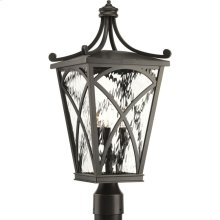 Cadence Collection Three-Light Post Lantern