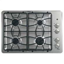 """GE® 30"""" Built-In Gas Cooktop SPECIAL OPEN BOX/RETURN CLEARANCE ONE ONLY #  705793"""