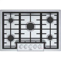 "30"" Gas Cooktop 800 Series - Stainless Steel"