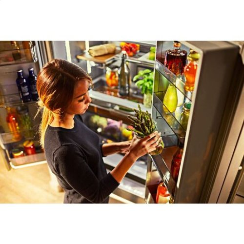 KitchenAid® 23.5 cu. ft. 36 - PrintShield Stainless