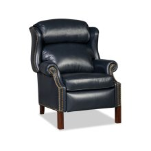 Bradington Young Presidential Reclining Wing Chair 4128