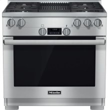 "HR 1135 GR 36"" All Gas Range - G"