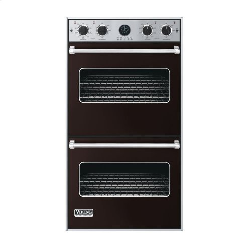 "Chocolate 27"" Double Electric Premiere Oven - VEDO (27"" Double Electric Premiere Oven)"