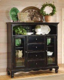 Wilshire Baker's Cabinet Rubbed Black
