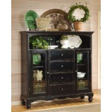 Wilshire Baker's Cabinet Rubbed Black